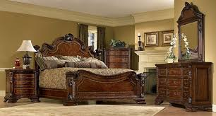 old world bedroom a r t old world estate bedroom set in warm pomegranate by