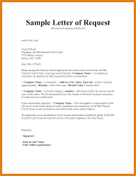 format of request letter to company how write a request letter latest captures simple helendearest