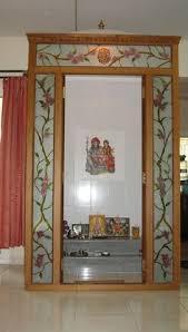 Puja Room Designs Pooja Room Ideas In Small House Puja Room Pinterest Smallest
