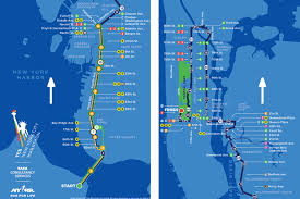 Map Running Routes by Nyc Marathon 2014 Route Details Silive Com