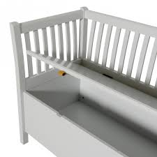 small bench grey oliver furniture