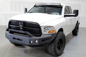 2014 dodge ram 1500 bumper ici fmb64dgn rt front bumper with rt series light bar dodge ram