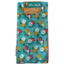 pioneer woman spring floral 4 pack kitchen towel set walmart com
