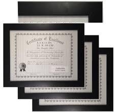 document frame document certificate frames weyli