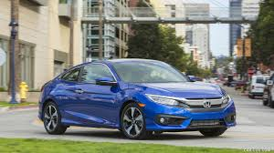 honda civic 2016 coupe 2016 honda civic coupe touring front hd wallpaper 25