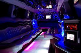 hummer limousine interior limo fleet miami limos fl