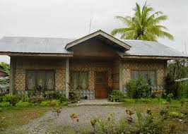 simple modern native house design philippines modern house design