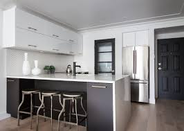 kitchen cabinet doors vancouver vancouver 2 tone kitchen cabinets contemporary with