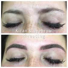 Eyebrow Threading Vs Waxing Kiran U0027s Eyebrow Threading Home Facebook