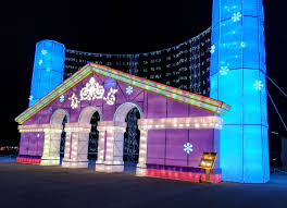 magical winter lights houston la marque tx magical winter lights in la marque now through january 2 2018