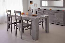 cuisine rectangulaire table cuisine grise rectangulaire collection photo décoration