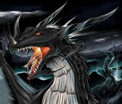 black dragon darkneel deviantart