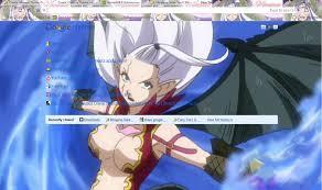 themes google chrome fairy tail mirajane satan soul google chrome theme by adelaide chrome on deviantart