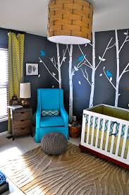 Modern Nursery Design Ideas - Baby boy bedroom paint ideas