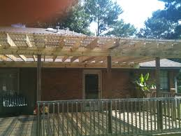 adding roof over deck deck roof images want this with shades