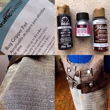 Paint For Faux Leather - best 25 paint a rug ideas on pinterest paint rug painting rugs