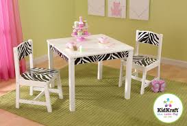 Guidecraft Princess Table And Chairs Furniture Kidkraft Fun And Funky Table And Chair Set 21325 Then
