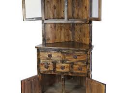 rustic corner cabinet yeo lab com