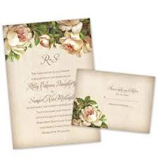 vintage wedding invitation vintage wedding invitations s bridal bargains