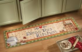 amazon com gingerbread kitchen runner rug kitchen u0026 dining