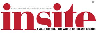 interior design magazine logo welcome to insite