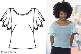 dress pattern without darts types of darts in sewing the 8 you should know