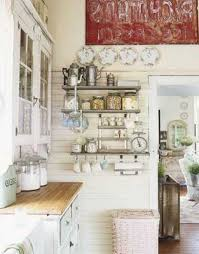 open plan shabby chic kitchen design idea shabby chic kitchen