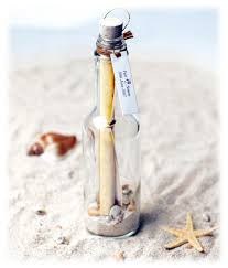 wedding invitations in a bottle starfish wedding invitation in a bottle hansonellis