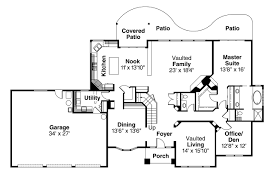 Traditional House Floor Plans Traditional House Plans Colfax 30 224 Associated Designs