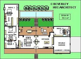 One Story House Plans With 4 Bedrooms Best 20 House Plans South Africa Ideas On Pinterest Single