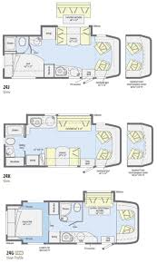 Type B Motorhome Floor Plans Index Of Rvreports 9 Images