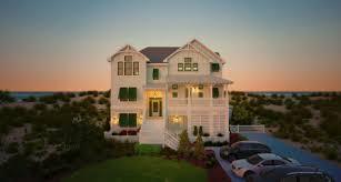 florez design studios house plans coastal home design obx house