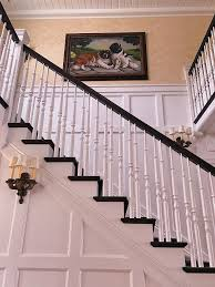 Staircase Spindles Ideas Category Coastal Decor Home Bunch U2013 Interior Design Ideas