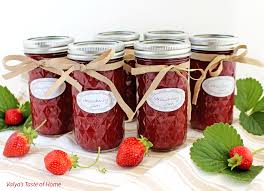 Homemade Plant Food by Simple Homemade Strawberry Jam Recipe Valya U0027s Taste Of Home