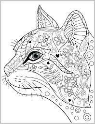 coloring pages for adults tree coloring pattern pages coloring pattern pages cat stress relieving