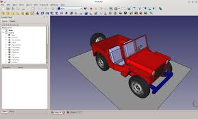 auto design software freecad 0 15 3d modeling software fileeagle