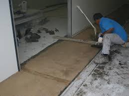 floor prep for epoxy how to install epoxy garage floor coating