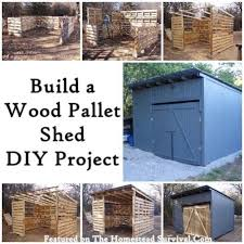 How To Build A Shed Out Of Scrap Wood by Best 25 Pallet Shed Ideas On Pinterest Pallet Barn Pallet Shed