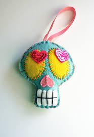 37 best crafting felt sugar skulls images on pinterest day