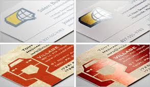 Vistaprint 10 Business Cards Metallic Finish Business Cards Vistaprint Metallic Finish Business