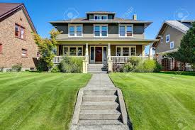 american craftsman nice curb appeal of american craftsman style house column porch