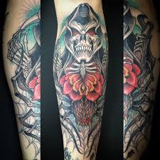 shin tatoos recent tattoos u2014 dave fox tattoos