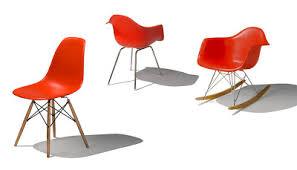 Red Modern Furniture by Design Furniture By Eames Modern Design By Moderndesign Org