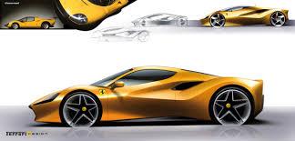 ferrari 458 sketch ferrari design director flavio manzoni u0027s sketches for the