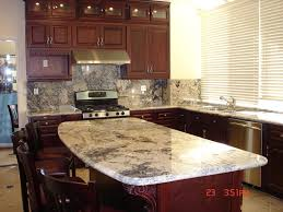 Kitchen Pictures Cherry Cabinets Cherry Cabinets With Granite Countertops And Island Yelp