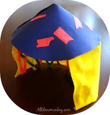 mongolia craft build a model ger