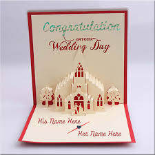 congratulations marriage card write name on congratulations wedding card pics