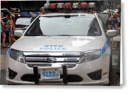 nypd ford fusion nypd ford fusion photograph by martin jones