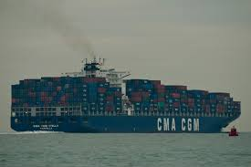 bureau of shipping marseille cma cgm otello container ship imo 9299628 vessel details