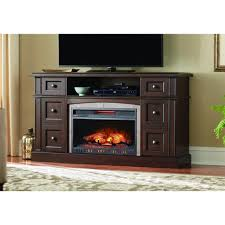 Infrared Electric Fireplaces by Home Decorators Collection Bellevue Park 59 In Media Console